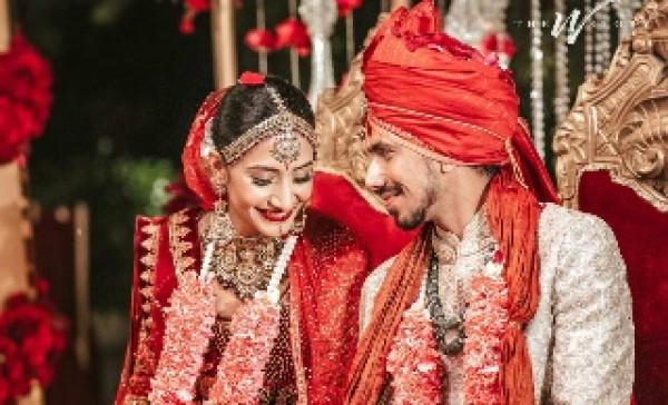 इंडिया आस्ट्रेलिया सीरीज़ के बीच क्रिकेटर यजुवेंद्र चहल ने की शादी.!