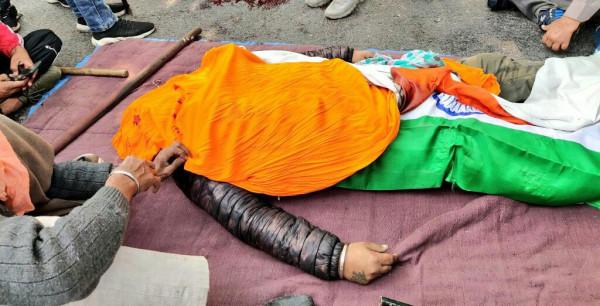 Kisan tractor rally:किसानों की ट्रैक्टर परेड से बुरी ख़बर, एक किसान की मौत
