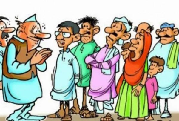 Up Panchayat Chunav:आरक्षण ने बढ़ाई दावेदारों की धड़कनें