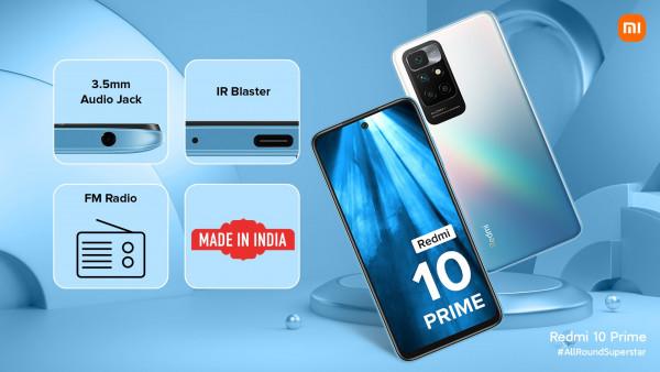 Redmi 10 Prime Rate:जबरदस्त फ़ीचर के साथ लांच हुआ ये स्मार्टफोन क़ीमत बेहद कम