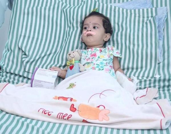 Vedika Death: 16 करोड़ का इंजेक्शन लगवाने के बावजूद नहीं बचाई जा सकी 11 माह की मासूम वेदिका जानें कौन सी बीमारी थी