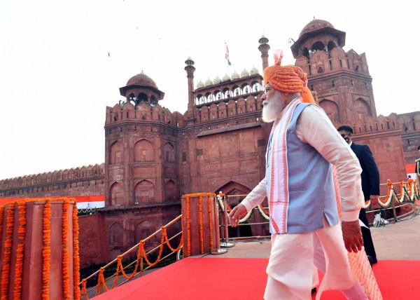 15 August 2021 PM Modi Speech: स्वतंत्रता दिवस पर इस बार क्या बोले पीएम मोदी जानें उनके भाषण की ख़ास बातें