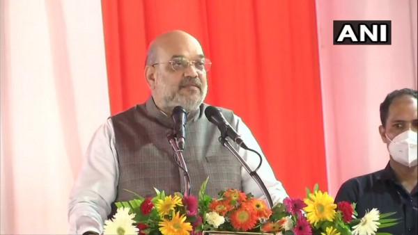 Amit Shah In UP: यूपी आकर सीएम योगी की तारीफ़ में क्या क्या बोले अमित शाह