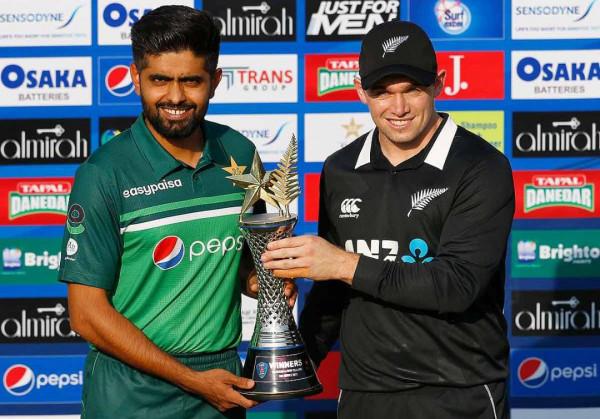 NZ VS PAk:पाकिस्तान पहुँचने के बाद न्यूजीलैंड ने कर दिया खेलने से इंकार रद्द हुई सीरीज