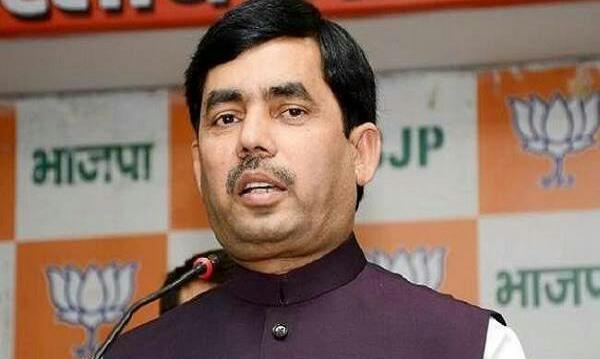 भाजपा ने शहनवाज हुसैन को बनाया एमएलसी उम्मीदवार,महत्वपूर्ण जिम्मेदारी देने की तैयारी