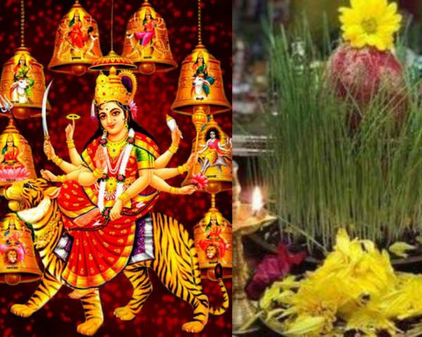 Navratri 2021 Kalash sthapana:कलश स्थापना पूजा सामग्री एवं सम्पूर्ण पूजा विधि बस एक क्लिक में जानें नवरात्रि से जुड़ी पूरी जानकारी